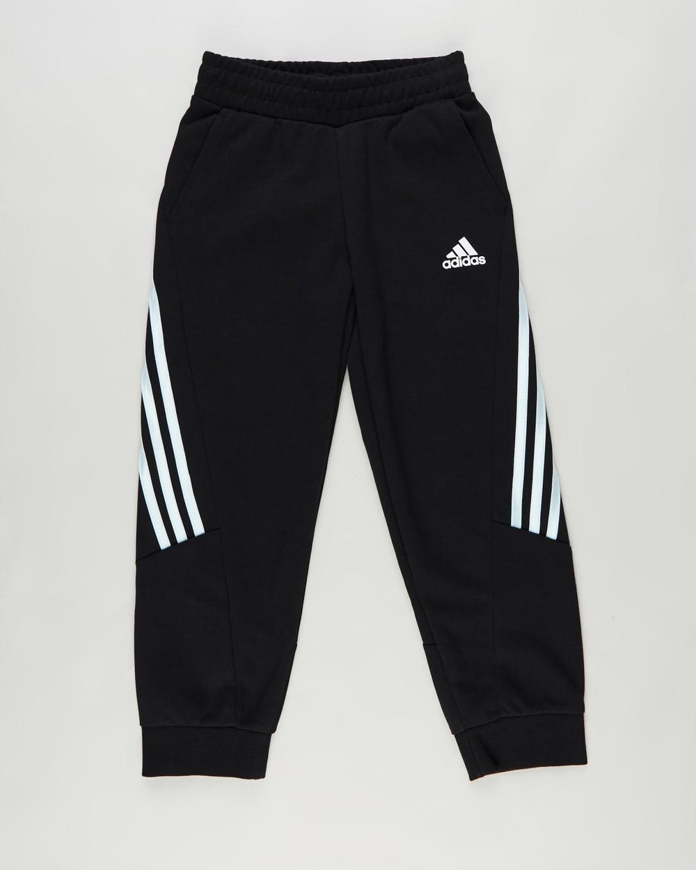 adidas Performance Wuji Pants Kids Teens Sweatpants Black & Halmin Kids-Teens