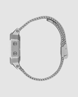 Nixon Siren Milanese - Watches (All Silver)