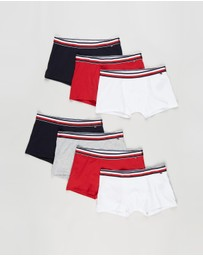 Tommy Hilfiger - 7-Pack Trunks - Teens