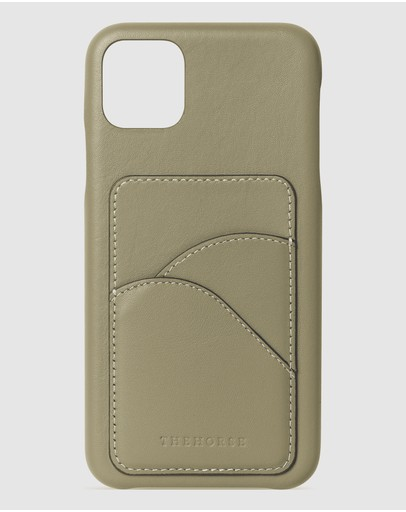 The Horse - iPhone 11 Pro Max - The Scalloped iPhone Cover