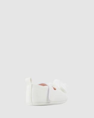 Kicks Karina Mary Janes - Flats (White Pearl)