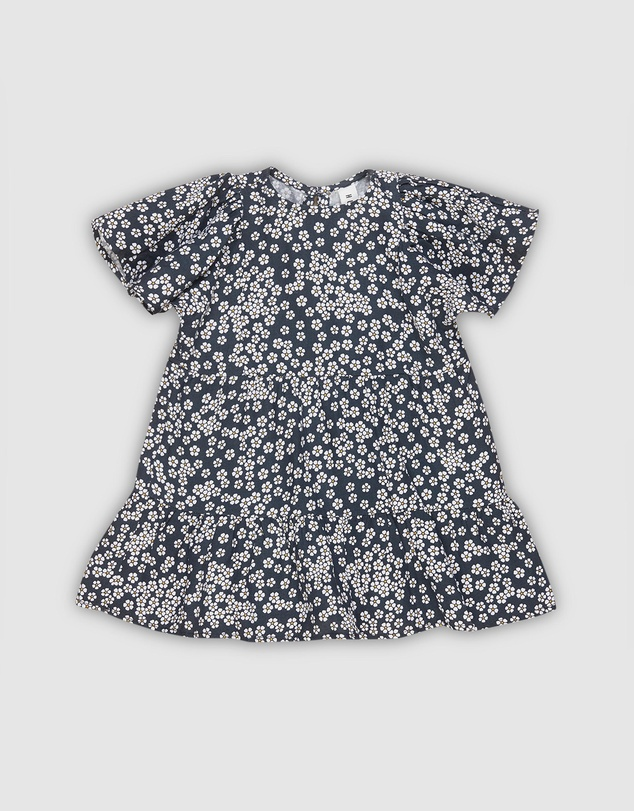 Huxbaby - Floral Dress - Kids 6-8