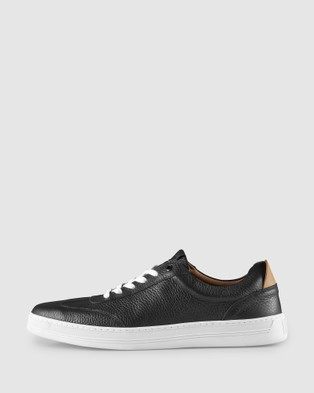Aquila Newcombe Sneakers - Lifestyle Sneakers (Black)