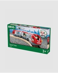BRIO - Travel Train 5 Pieces