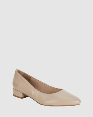 Easy Steps Janine - All Pumps (NUDE)