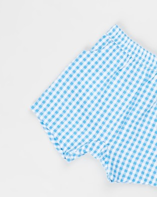 Cotton On Baby Kelly Shorts   Babies - Bloomers (Blue Bird & Mini Gingham)