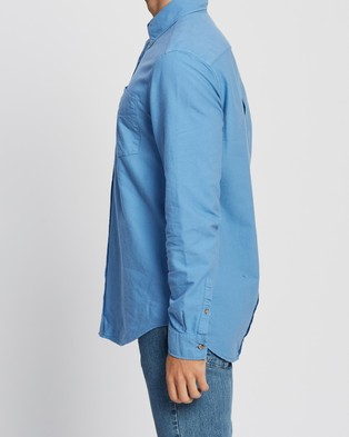 Fred Perry Overdyed Shirt - Casual shirts (Riviera)