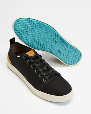 TOMS TRVL Lite Low   Men's - Lifestyle Sneakers (Black)