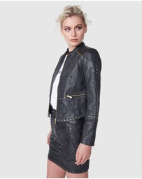 TORANNCE - Manhattan Leather Jacket
