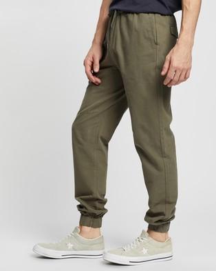 Staple Superior Ripstop Hiking Pants - Cargo Pants (Khaki)