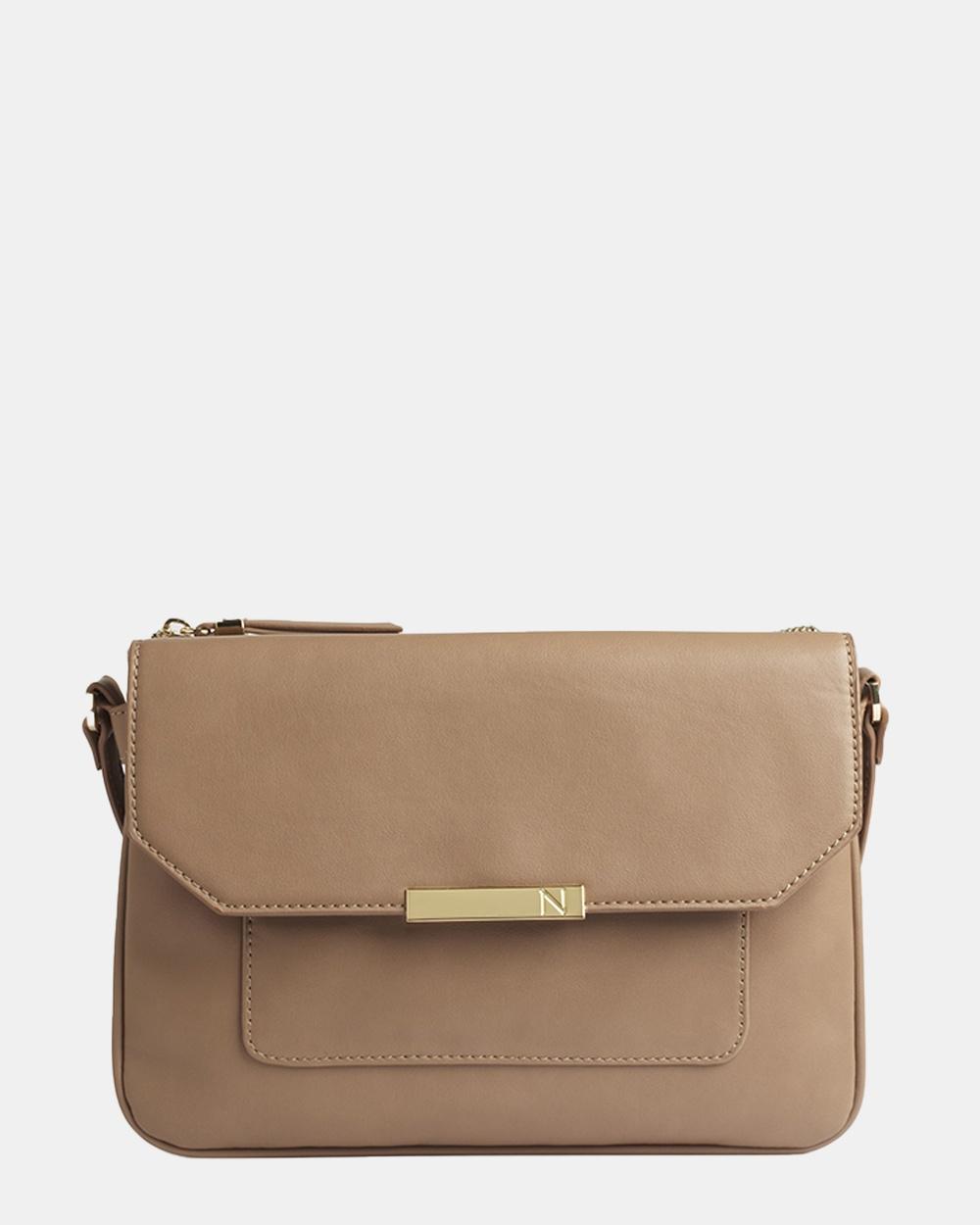 Naturalizer Cinty Shoulder Bag Bags Gingersnap Australia