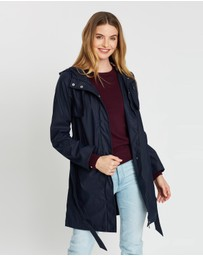 Dorothy Perkins - Check Print Raincoat Mac