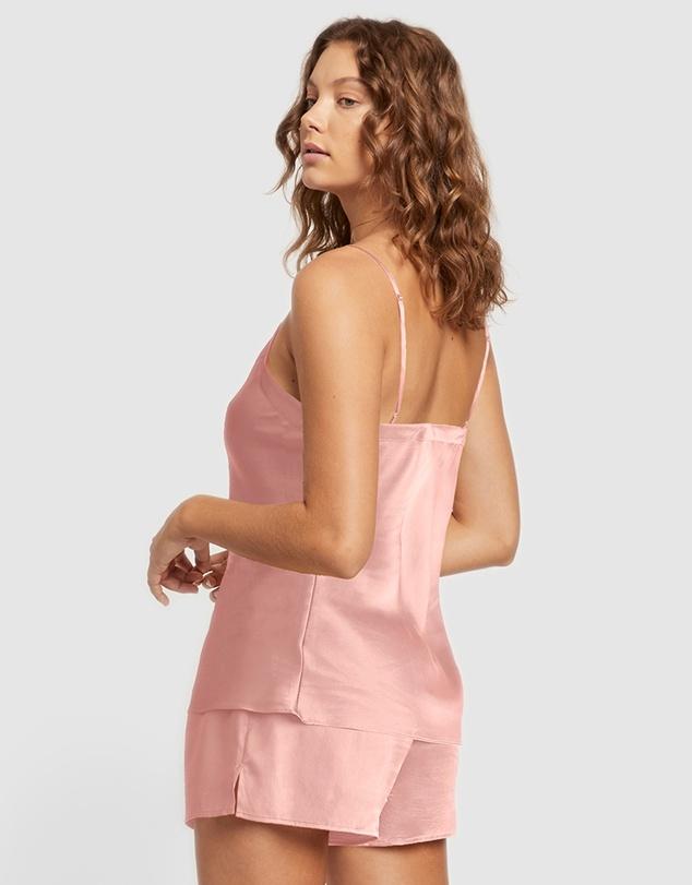 Women Silk V-Neck Camisole