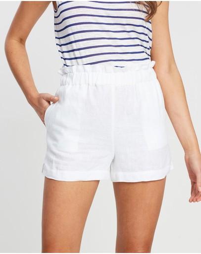 White By Ftl Oakley Shorts