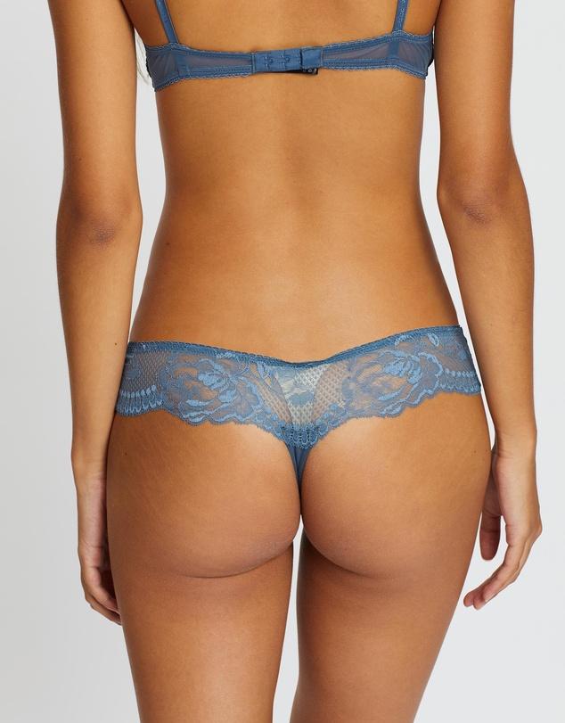 Women Brigitta Lace Thong