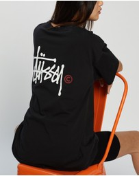 Stussy - Graffiti Pigment Relaxed Tee