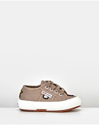 Superga - 2750-Patch Mushroom Youth