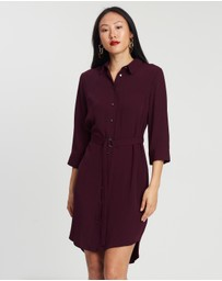 Dorothy Perkins - D-Ring Shirt Dress