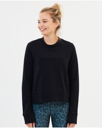 Nimble Activewear - Embossed Crew
