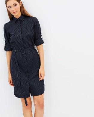 Farage – Lucinda Shirtdress – Dresses (Black)