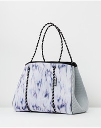 SIX30 - Marble Neoprene Tote Bag