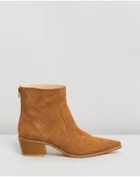 Atmos&Here - VEGAN - Robyn Ankle Boots