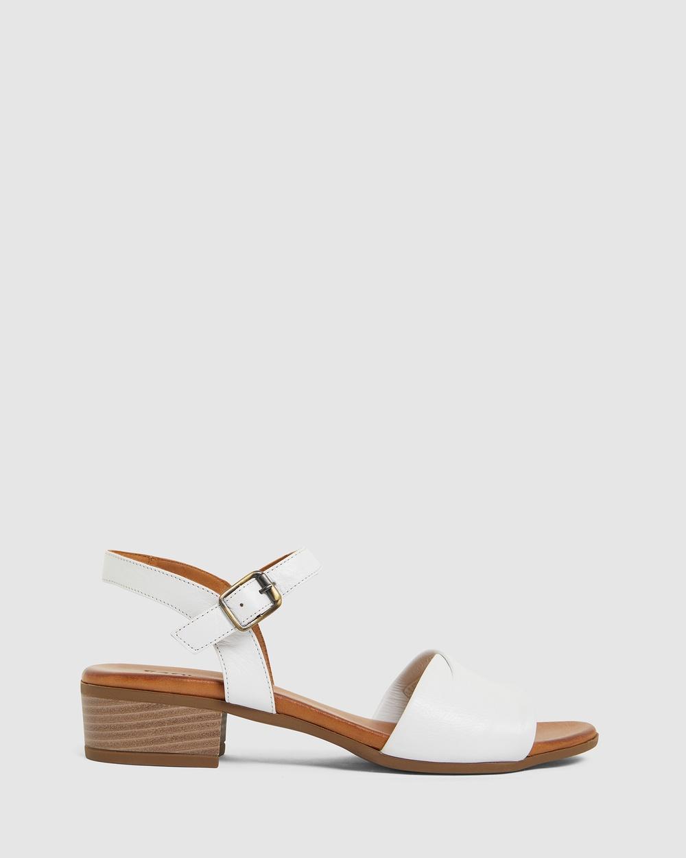 Easy Steps Maisy Sandals WHITE