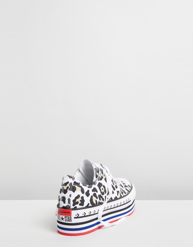 Converse - Chuck Taylor All Star Lift Archival Canvas - Women's