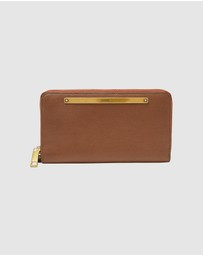 Fossil - Liza Brown Wallet