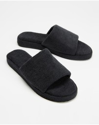 Staple Superior - Ibiza Terry Towelling Slides