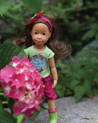 Kruselings - Sofia the Gardener All toys (N/A)
