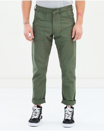 Stan Ray - Slim Fit Four-Pocket Fatigue Pants