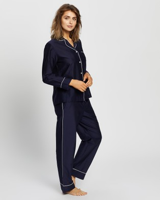 Papinelle Mia Luxe PJ Set - Two-piece sets (Navy)