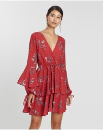 Cooper St - Sophie Long Sleeve Mini Dress