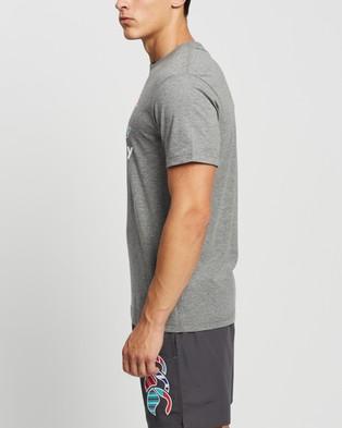 Canterbury Ccc Uglies Tee - Short Sleeve T-Shirts (Gunmetal Marle)