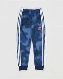adidas Originals - Allover Print Camo SST Pants - Kids-Teens