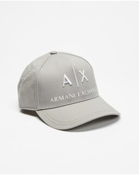Armani Exchange - Corp Logo Hat