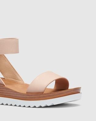 Novo Taken - Sandals (Nude)