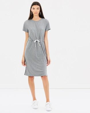 Elka Collective – Teresa Dress Charcoal