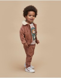Huxbaby - That 70s Jacket - Babies-Kids