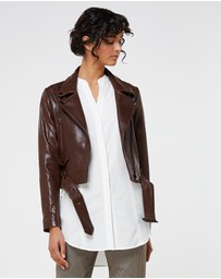 Elka Collective - Jude Leather Jacket
