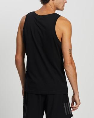adidas Originals Trefoil Tank - Muscle Tops (Black)