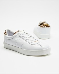 Superga - 2843 Clubs Comfleau Ponyhair Sneakers - Women's