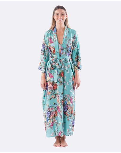 DREAM WITH ME - Santorini Robe