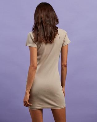 Stussy Elson Rib Dress - Dresses (Atmosphere)