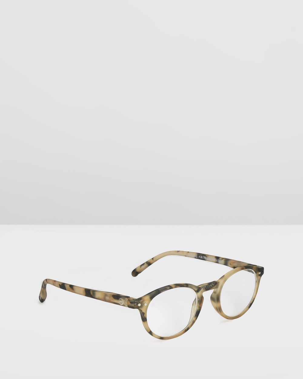 IZIPIZI Reading Collection A Optical Brown
