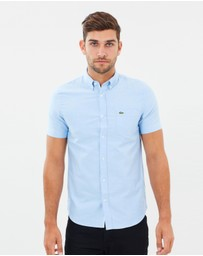 Lacoste - SS Oxford Shirt