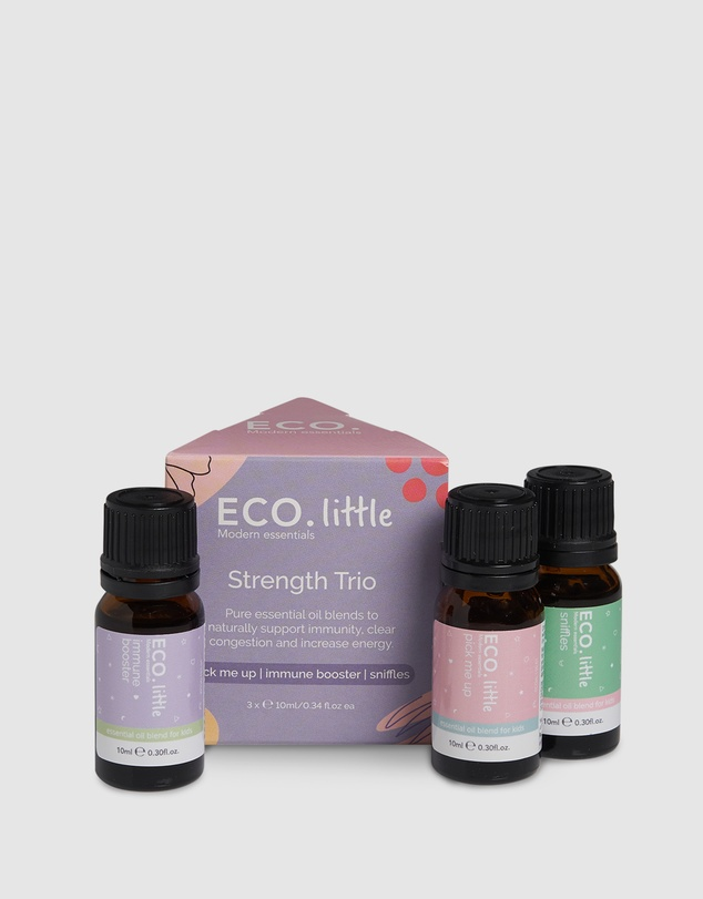 ECO. Modern Essentials - ECO. Little Strength Trio