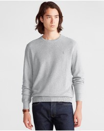 Polo Ralph Lauren - Crew Long Sleeve Sweater - The ICONIC Exclusives