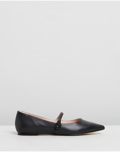 Atmos&Here - Brigette Leather Flats